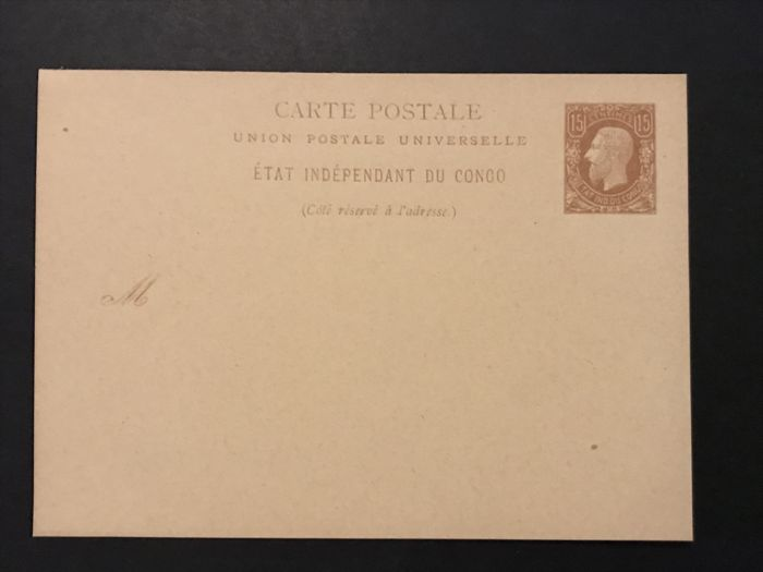 Belgisch-Congo 1886/1950 - Lot with postal orders - 62 different copies - Stibbe 1-86
