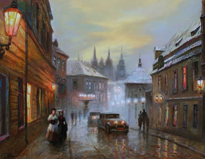 Jaseneva Sveta - The old town series