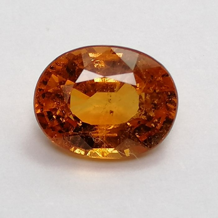 Granate Mandarín - 1.51 ct
