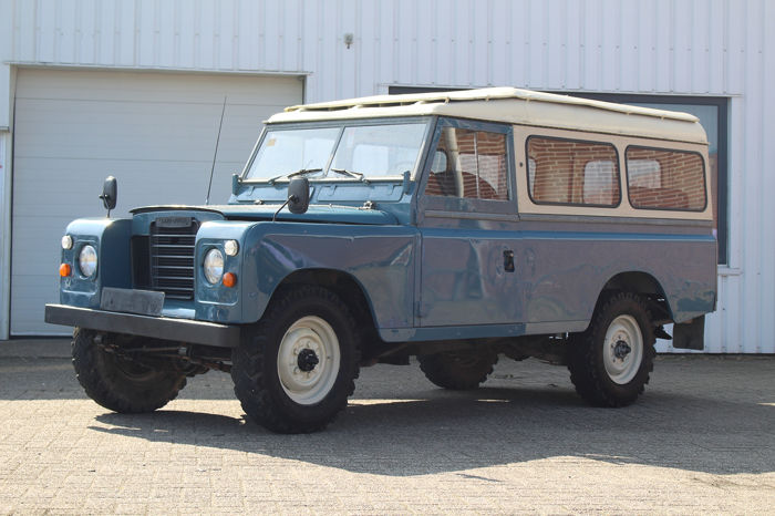 Land Rover - 109 Serie III 4WD - 1977