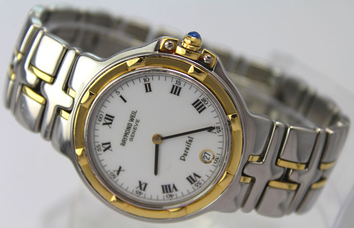"""Raymond Weil - Swiss Made """"NO RESERVE PRICE""""  - Parsifal  - Hombre - 2011 - actualidad"""