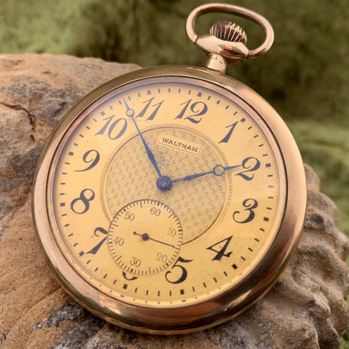 Waltham - pocket watch - NO RESERVE PRICE - Hombre - 1910s