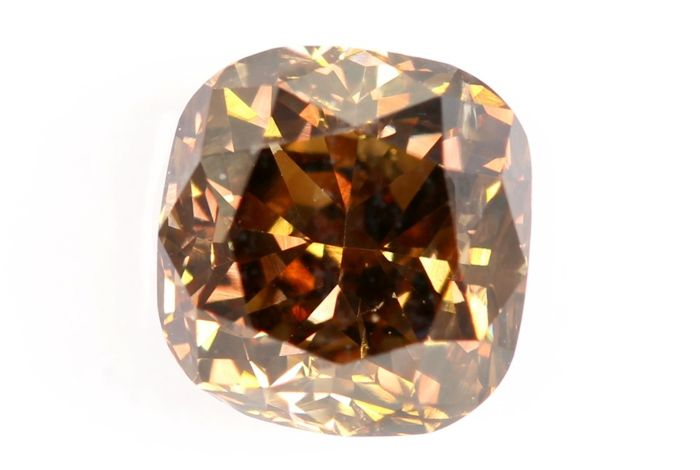 Diamante - 1.01 ct - Cuscino - SI2  - IGI Certificate