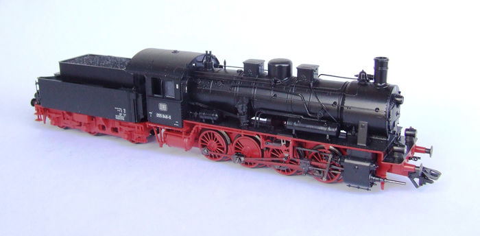 Trix H0 - Steam locomotive with tender - BR 55 - DB