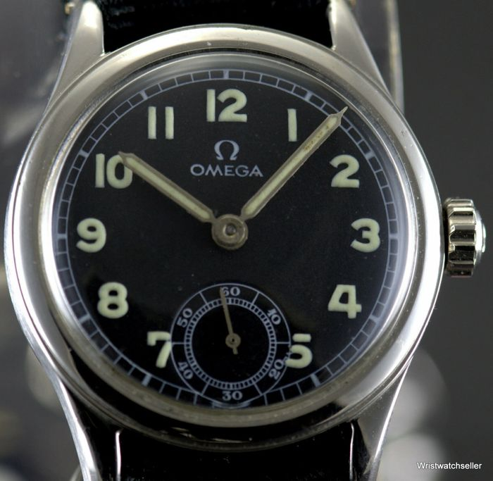 Omega - military cal. 26.5T3 - 2175/4 - Hombre - 1960-1969
