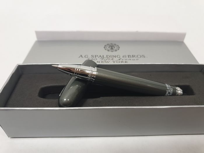 A.G.Spalding - roller - Collection of 1