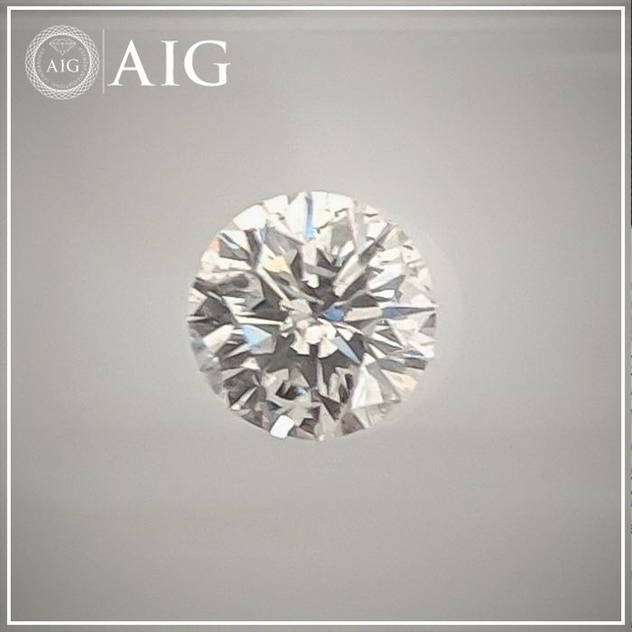 Diamond - 0.73 ct - Round - E - SI2