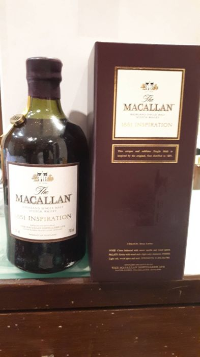 Macallan 1851 Inspiration - 700ml