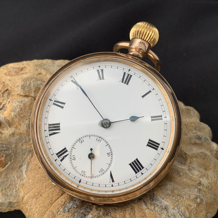 Lonville - Pocket watch -  - NO RESERVE PRICE - Hombre - 1900s