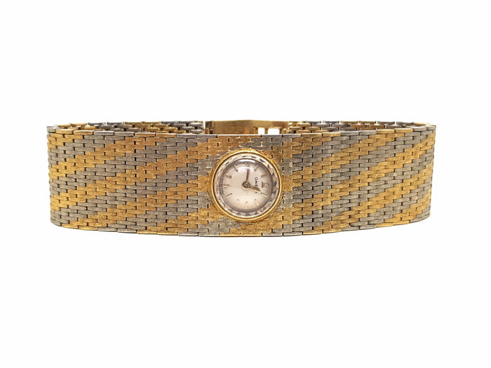 Omega - Classic Bracelet & Wristwatch Combo - Mujer - 1901 - 1949