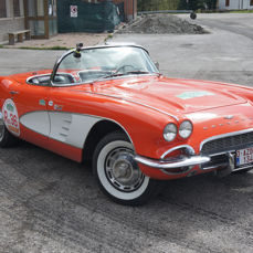 Chevrolet - Corvette C1 - NO RESERVE - 1961