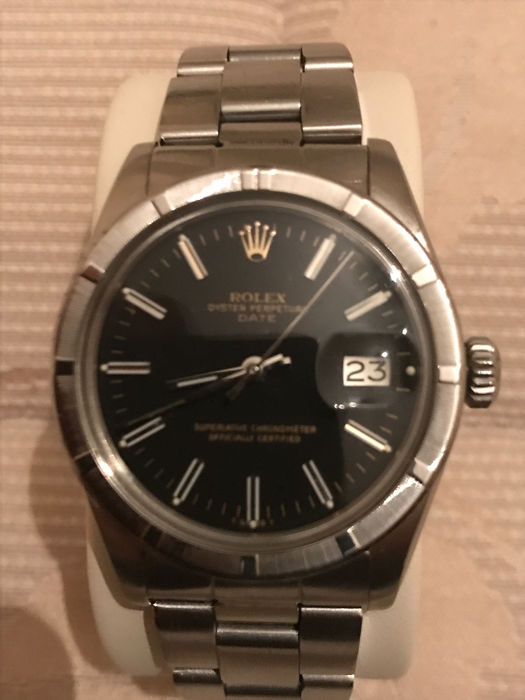 Rolex - Oyster Perpetual Date  - 1501 - Hombre - 1970-1979