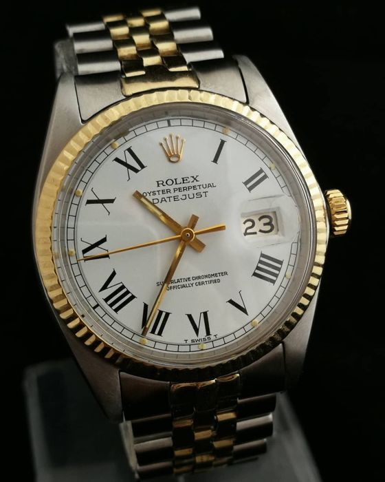Rolex - Datejust - 1601 - Heren - 1968