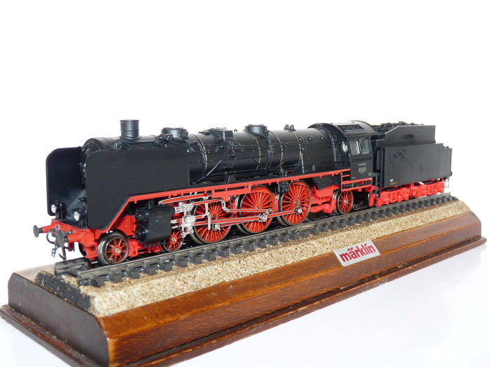 Märklin H0 - 33951 - Steam locomotive with tender - BR 03 - DRG