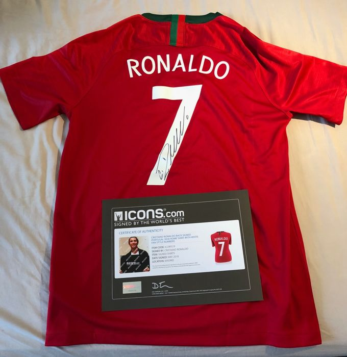 save off 98d20 c88ed Portugal - Football World Championships - Cristiano Ronaldo ...