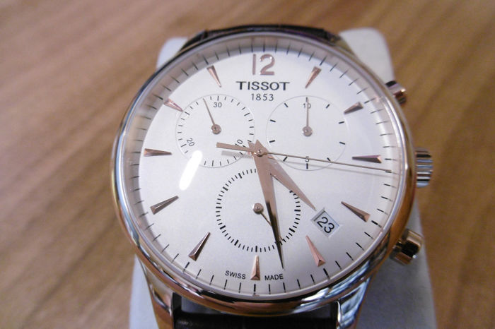 Tissot - Tradition - T0636173603700 - Men - 2011-present
