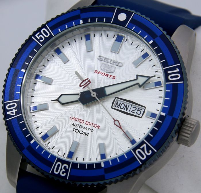 "Seiko - Automatic 24 Jewels ""LIMITED EDITION"" - Made in japan  - Hombre - 2015"