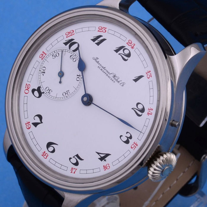 IWC - marriage watch  - Hombre - 1901 - 1949