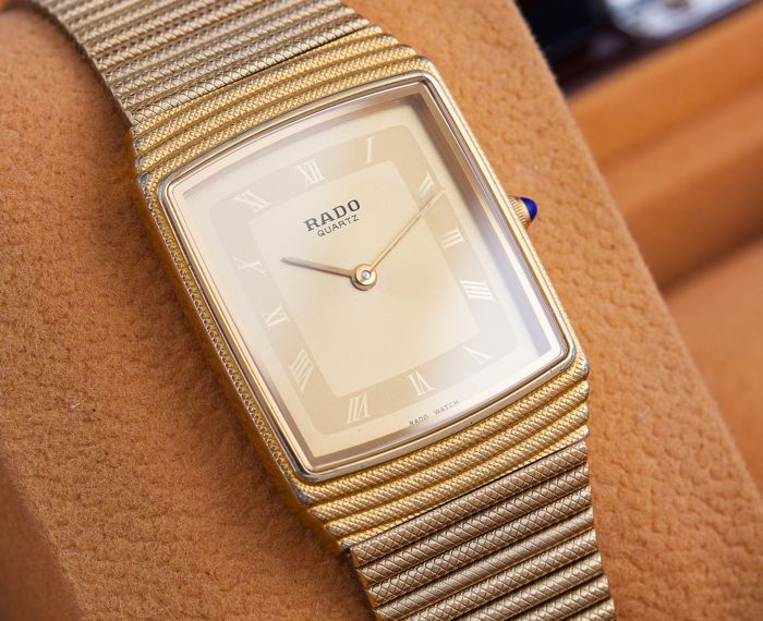 Rado - Luxury Swiss Watch - Men - 1980s