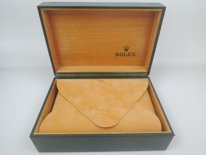 """Rolex - Man Box 68.00.08 For Datejust 1601 16013 16014 16233 16234 """"No Reserve Price"""" - Heren - 1990-1999"""
