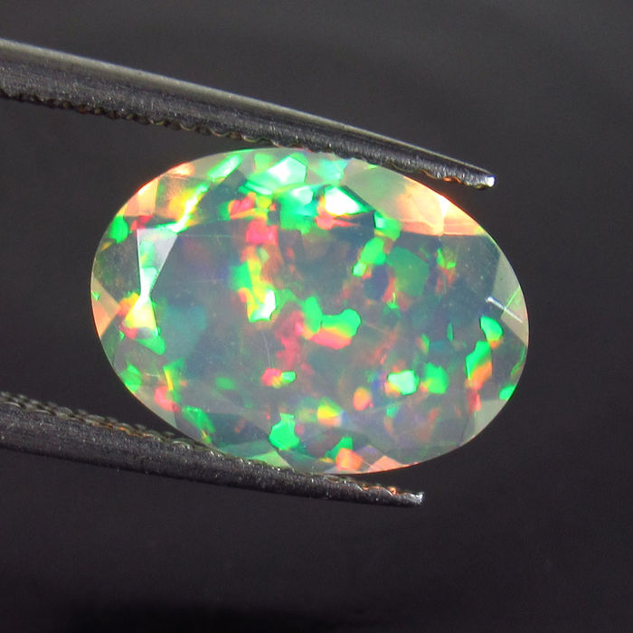Facettenreich Opal - 1.73 ct