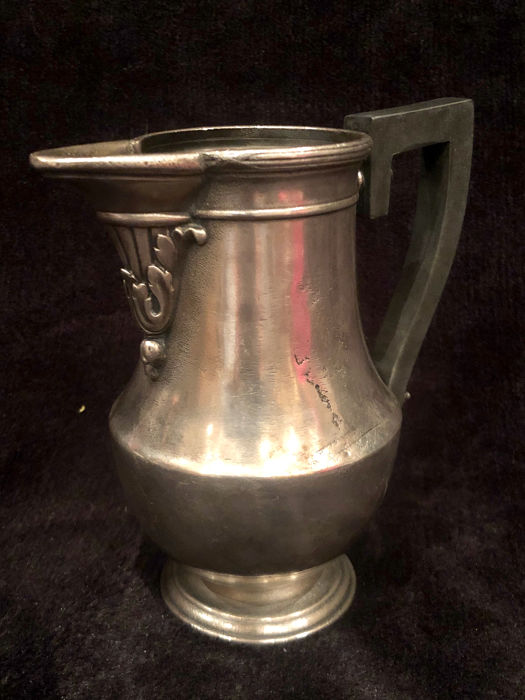 CHRISTOFLE Milk Jar  epoque around 1920 - Silver plated, Christofle - France - Early 20th century
