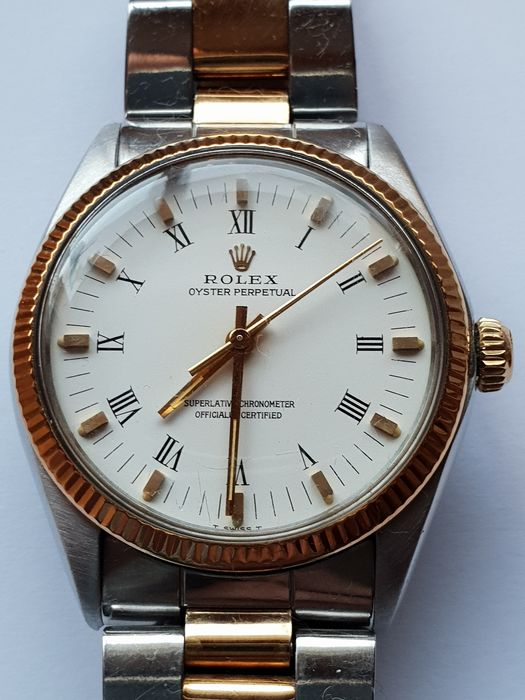 Rolex - Oyster Perpetual - 1005 - Mænd - 1970-1979