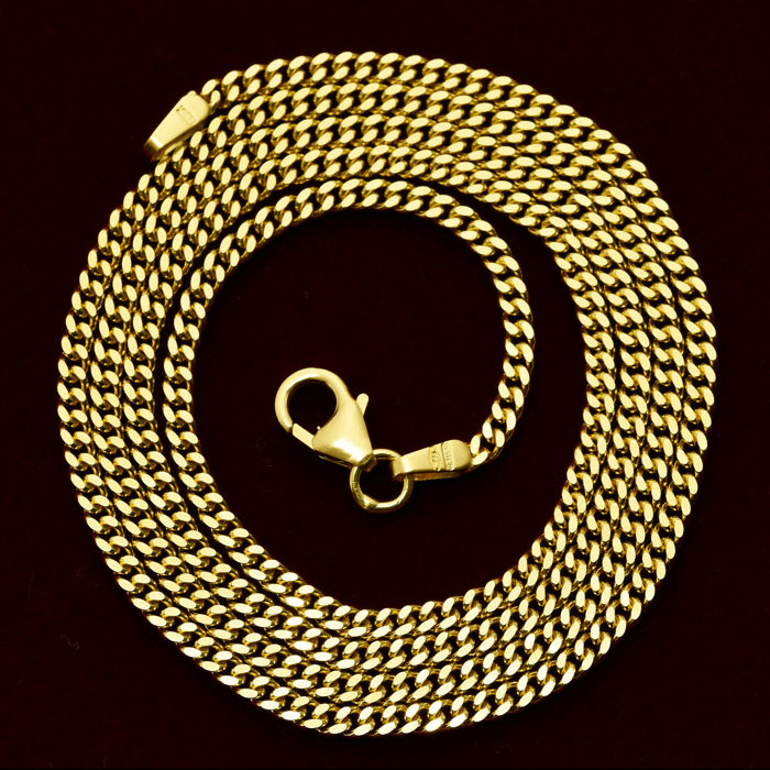 Valor - Italy - 18 kt. Yellow gold - Necklace
