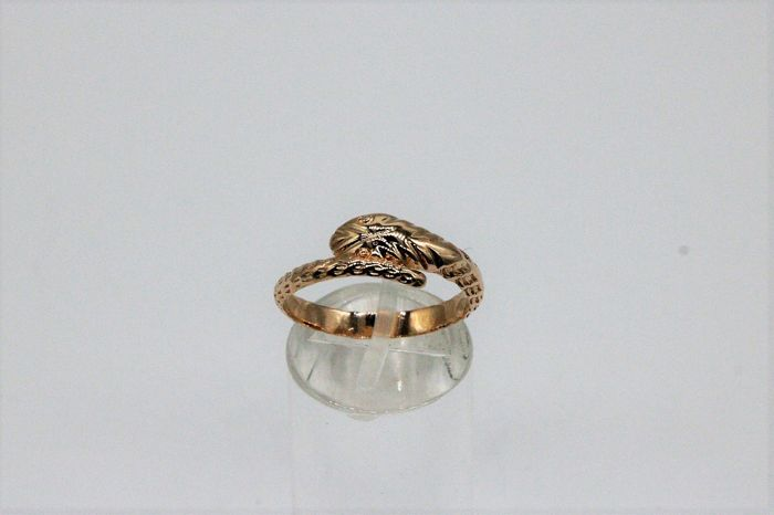 14 kt. Pink gold - Ring