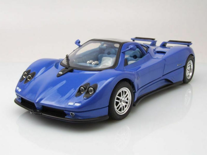 Motormax - 1:18 - Pagani Zonda C12 - Die-Cast Collection