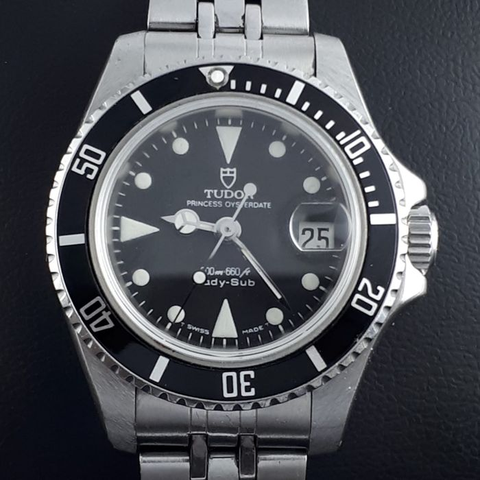 Tudor - Submariner Lady - Ref: 	96090 - Women - 1990-1999