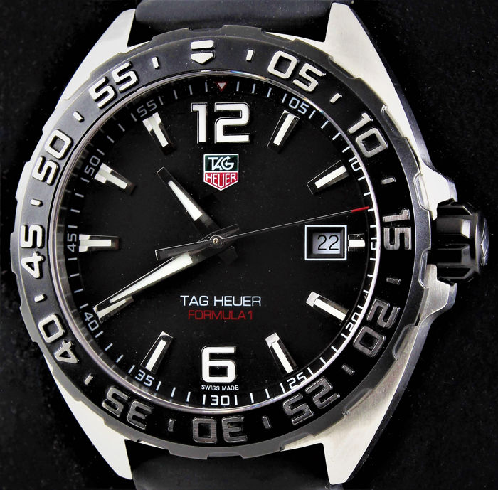 TAG Heuer - Formula 1 - Ref. No: WAZ1110.FT8023 - Perfect Condition - Warranty - Hombre - 2011 - actualidad