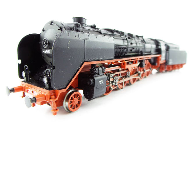 Liliput H0 - L104503 - Steam locomotive with tender - BR 45 - DR (DRB)