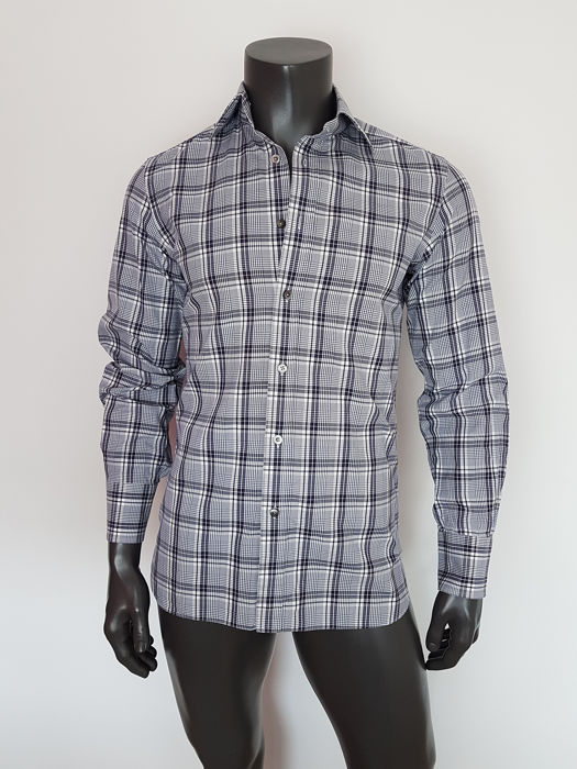 Slim Fit Overhemd.Tom Ford Classic Slim Fit Overhemd Blouse Catawiki