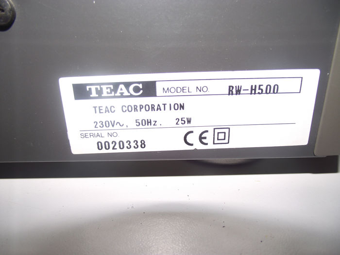 TEAC - RW-H500 - CD Recorder - Catawiki