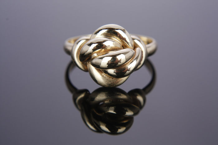 14 kt Gelbgold - Ring