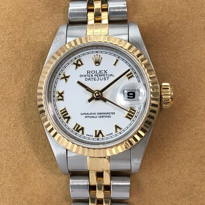 Rolex - Datejust Lady - 69173 - Mujer - 1990-1999