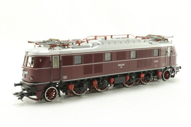 Trix H0 - 22605 - Electric locomotive - BR E-19 express train locomotive - DB