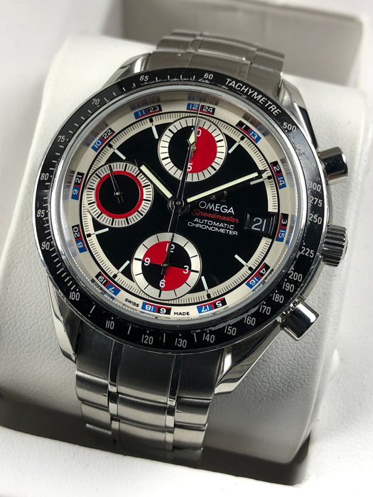 Omega - Speedmaster Casino Dial Chronograph Automatic - 3210.52.00 - Hombre - 2000 - 2010