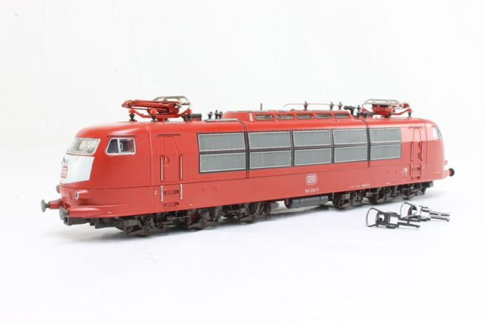 Roco H0 - 43619 - Electric locomotive - BR 103 - DB