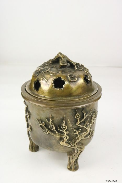 Censer  - Brons - China - Late 20th - 21st century