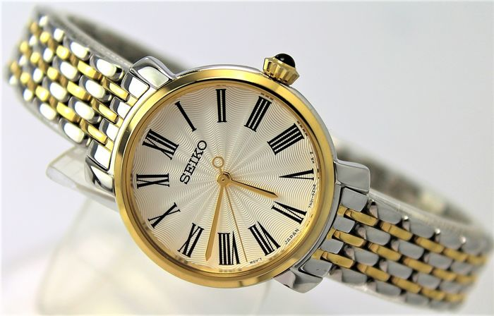 Seiko - 'NO RESERVE PRICE'  - Gold Plated Two Tone  - Dames - 2011-heden