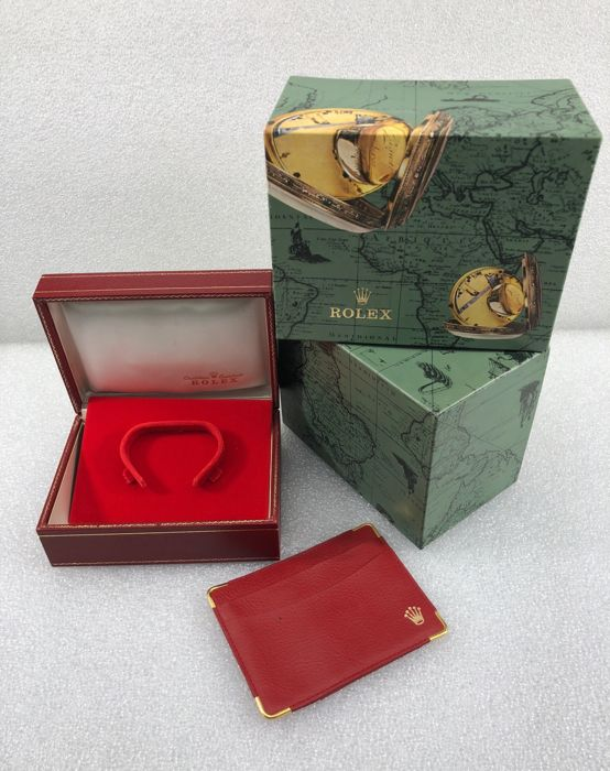 Rolex - Embroidery box - Women - 1980-1989