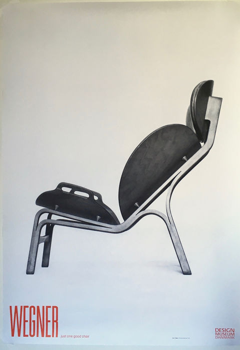 Anonymous - Wegner: Just one good chair, Design Museum Danmark - 2014