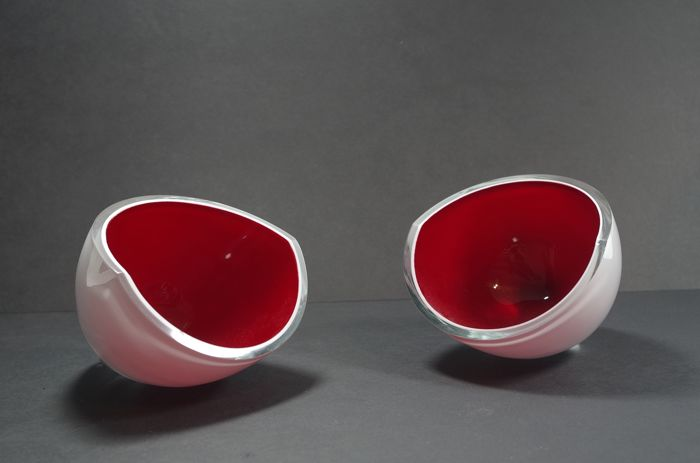 Carina Riezebos for Glasfabriek Leerdam - Lushes Cups - Glass