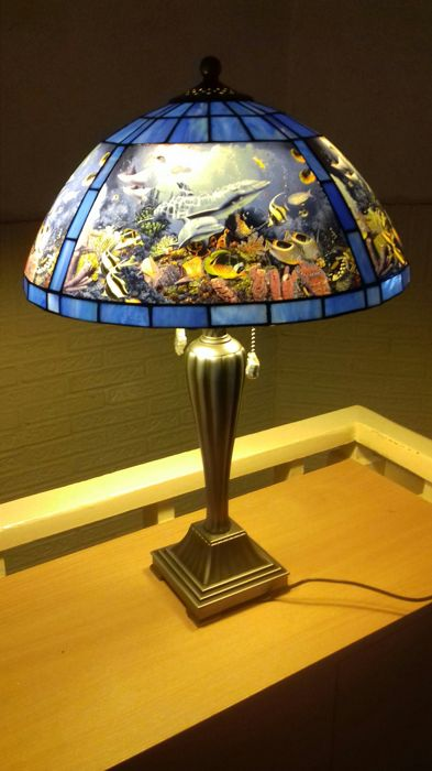 The Bradford Collection - Table lamp, tifanny