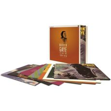 Marvin Gaye - Volume Two 1966 - 1970 Deluxe - LP Boxset - 2015/2015