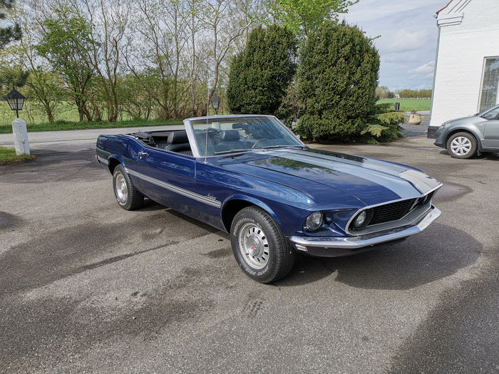 Ford - Mustang  - 1969