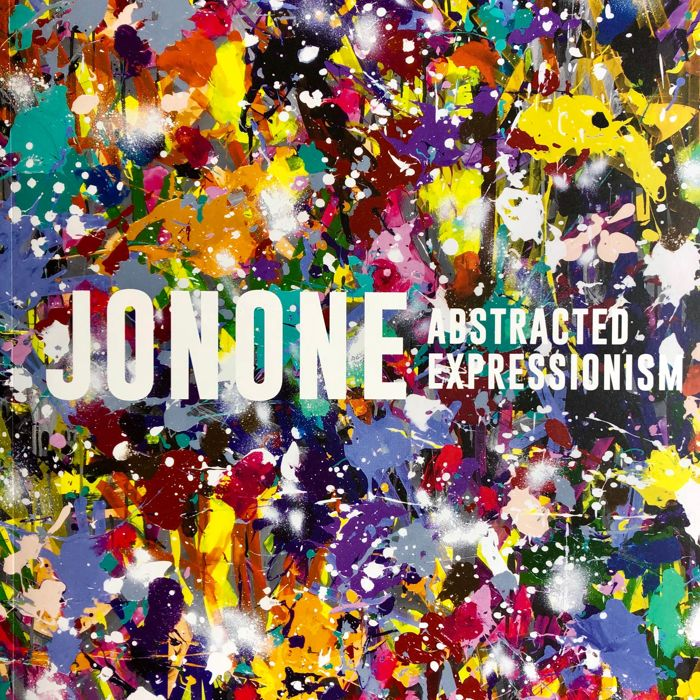 JonOne - Abstracted Expressionism