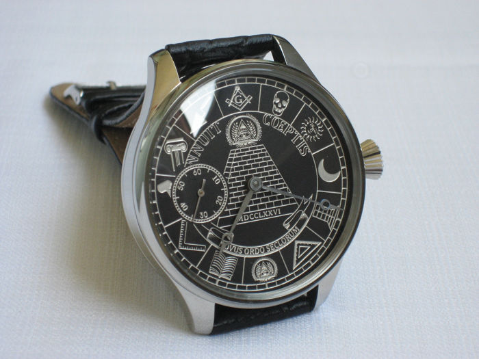 H.Moser & Cie. - marriage watch NO RESERVE PRICE - 556116 - Hombre - 1901 - 1949